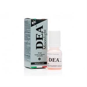 Liquidi pronti » DEA FLAVOR » DEA flavor 10 ml nicotina 4 mg/l » DEA Moonlight 10 ml nicotina 4