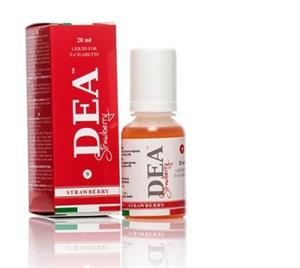 Liquidi pronti » DEA FLAVOR » DEA flavor 10 ml nicotina 9 mg/l » DEA Fragola Red Passion 10 ml nicotina 9