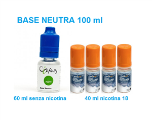 Basi Neutre »  »  » Base Neutre 100 ml nicotina 7